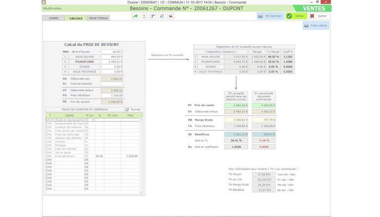 interface facibat 9